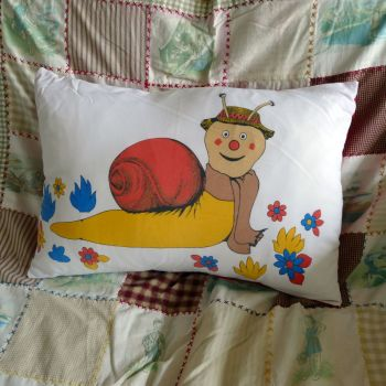 Magic Roundabout Cushion - Brian