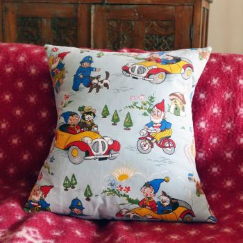 1960's Noddy Cushion