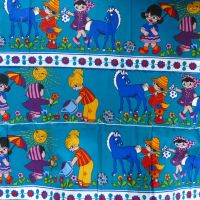 1970's Schloss Childrens Linen - 125cm wide