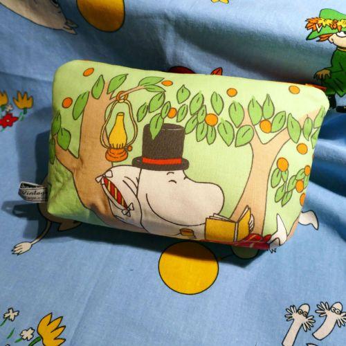 Moomin Zip Top Pouch - Tree