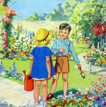 1940s-vintage-school-poster-our-garden2