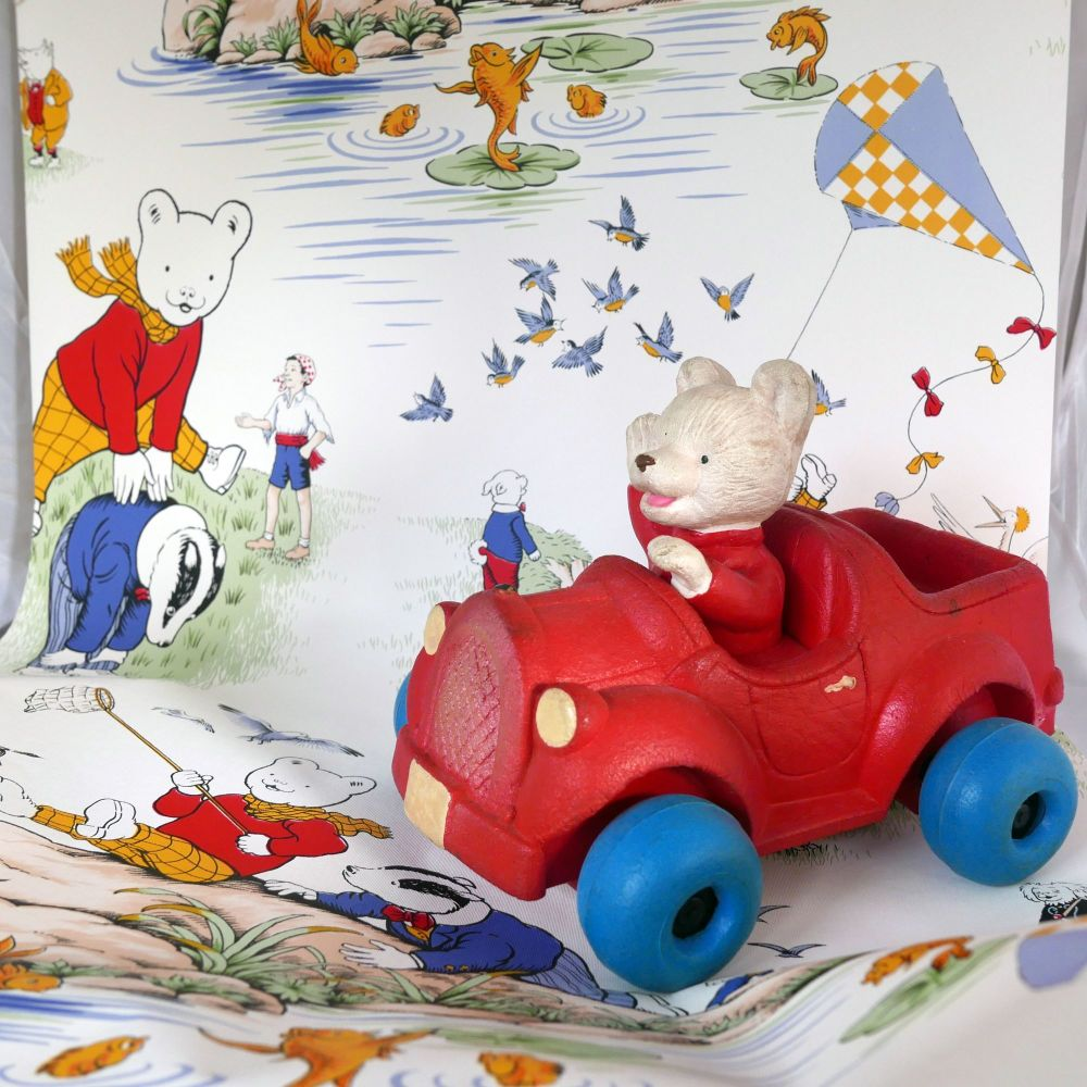 Rupert the Bear Wallpaper