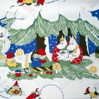 Moomin Christmas Fabric - 110cm x 55cm