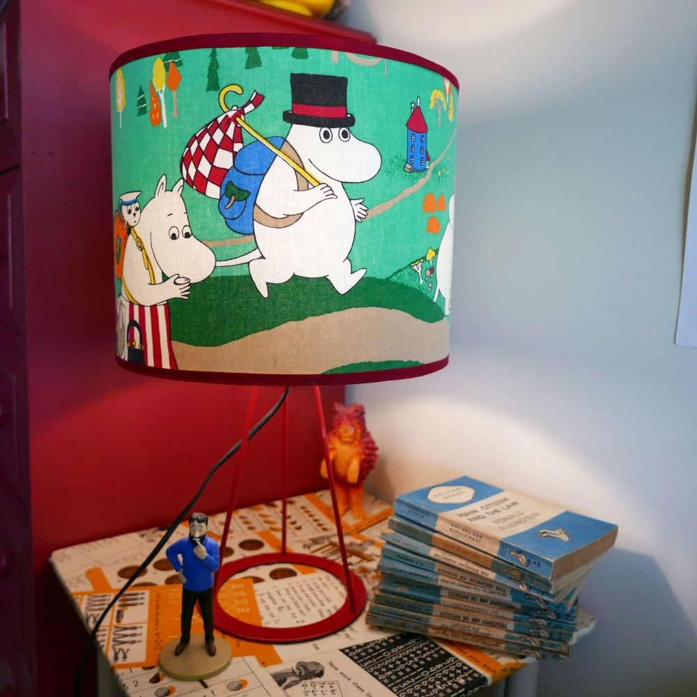 Moomin Lampshade - Table Lamp