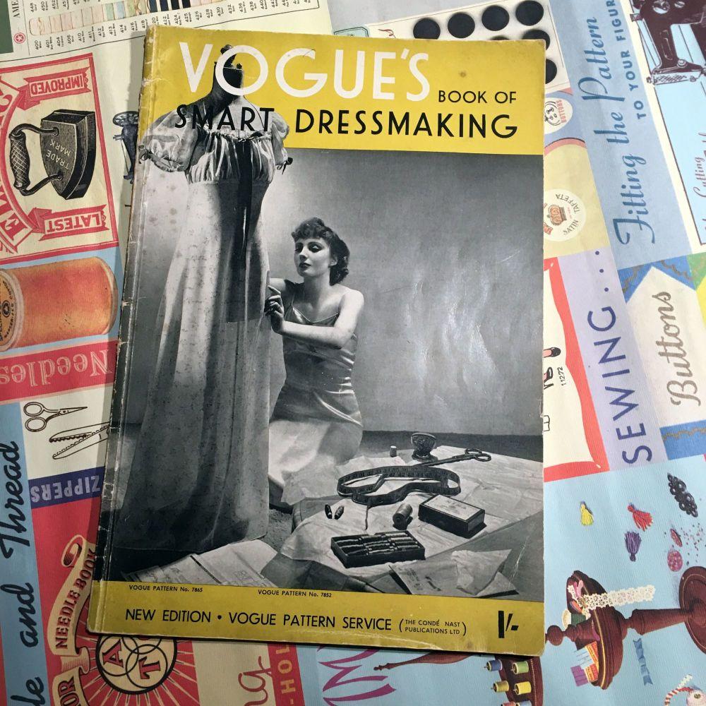 1938 Vogue's Book of Smart Dressmaking