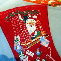 1950's Christmas Stocking