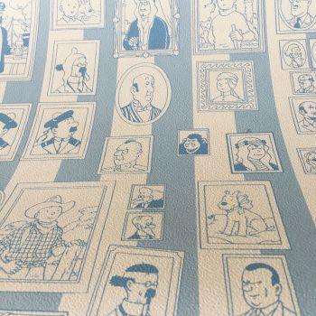 Vintage Tintin Wallpaper
