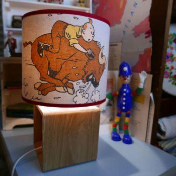 Tintin Lampshade - 20cm