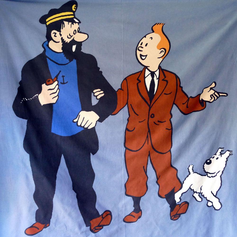 <!-- 003 -->Tintin Fabrics