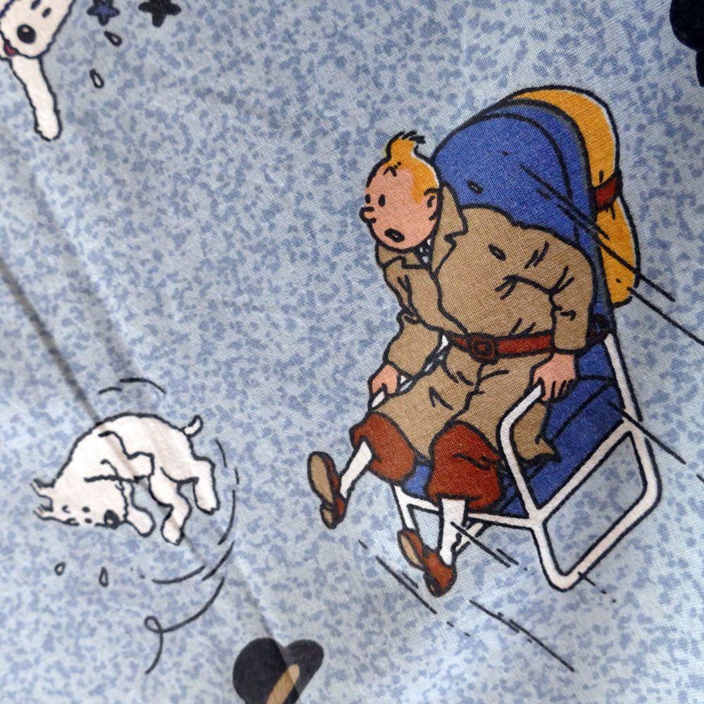 Tintin in Antarctica - 120cm x 30cm