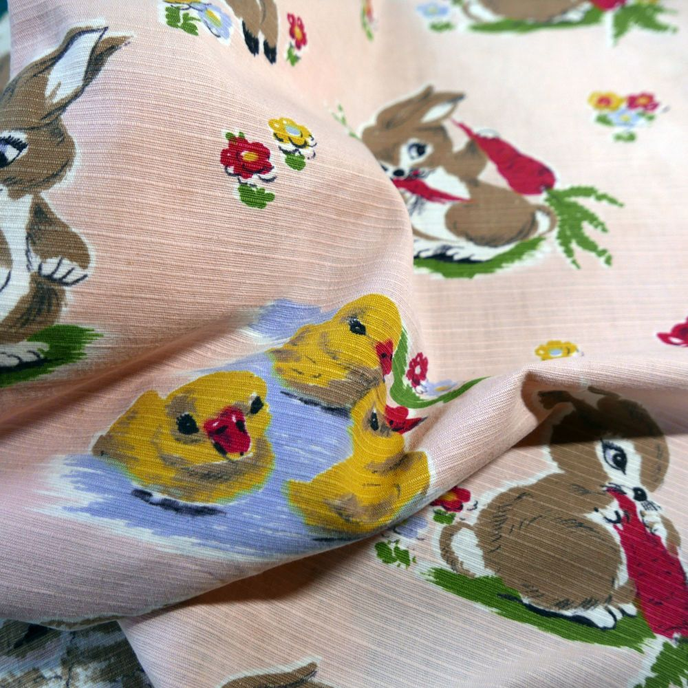 1940's Baby Animal Cotton - Various Sizes