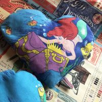 Cherry Stone Thermal Pillow - Little Mermaid