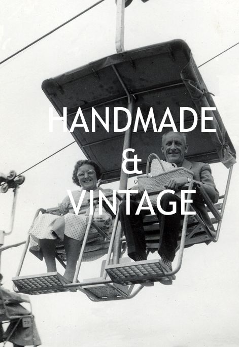 1930's vintage fabric