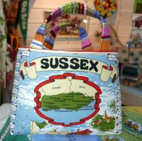 Sussex Bag - Stuctured Tote Bag - Market Tote