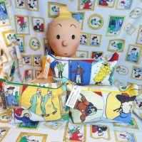 Large Zip-Top Tintin Bags
