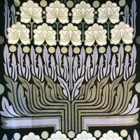 Unused 1970's Heal's Rosamund Fabric - 120cm Wide