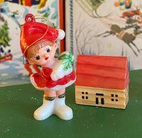 Vintage Christmas Elves - Various