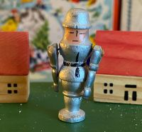 Handmade 1930's Wooden Christmas Ornaments