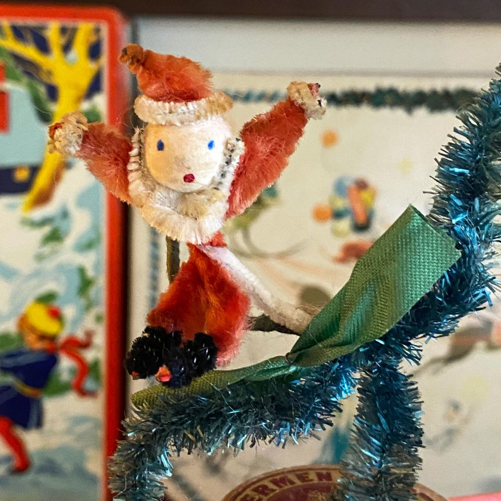 1920's Father Christmas Decoration