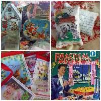 <!-- 001 -->Handmade & Vintage Christmas