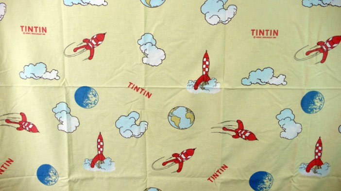 tintin-moon-fabric-sheet