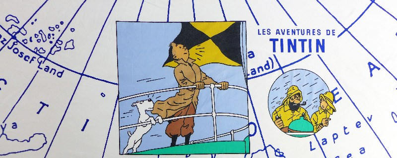 tintin-at-sea-fabrric-panel-1