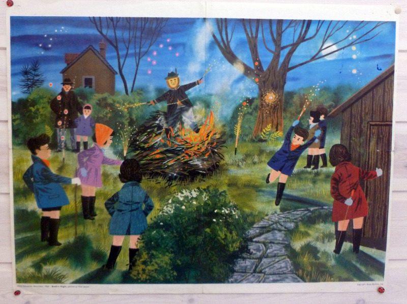 vintage-school-posterfireworks-1