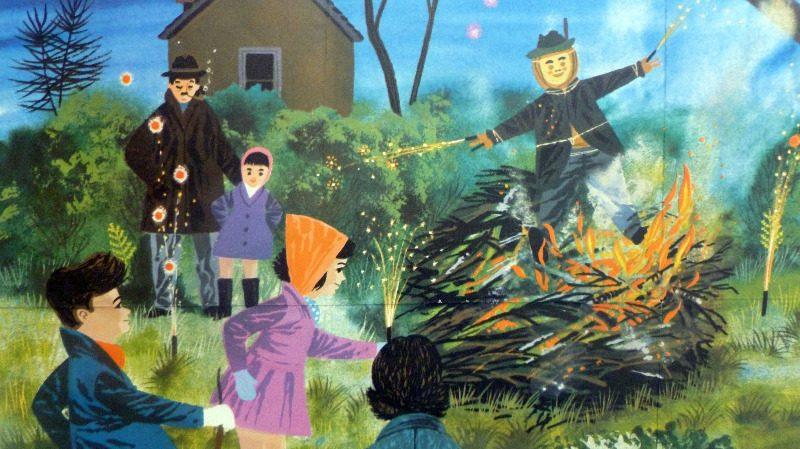 vintage-school-posterfireworks-2