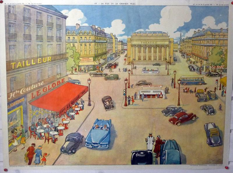vintage-french-school-poster---la-rue-1
