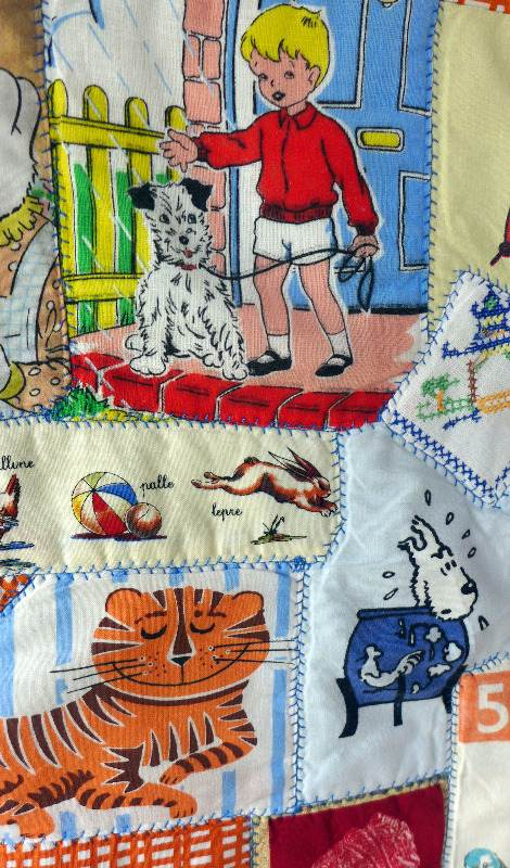 storybook-quilt-with-vintage-fabrics-7