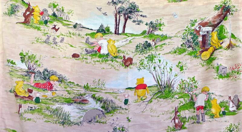 vintage-linen-winnie-the-pooh-9