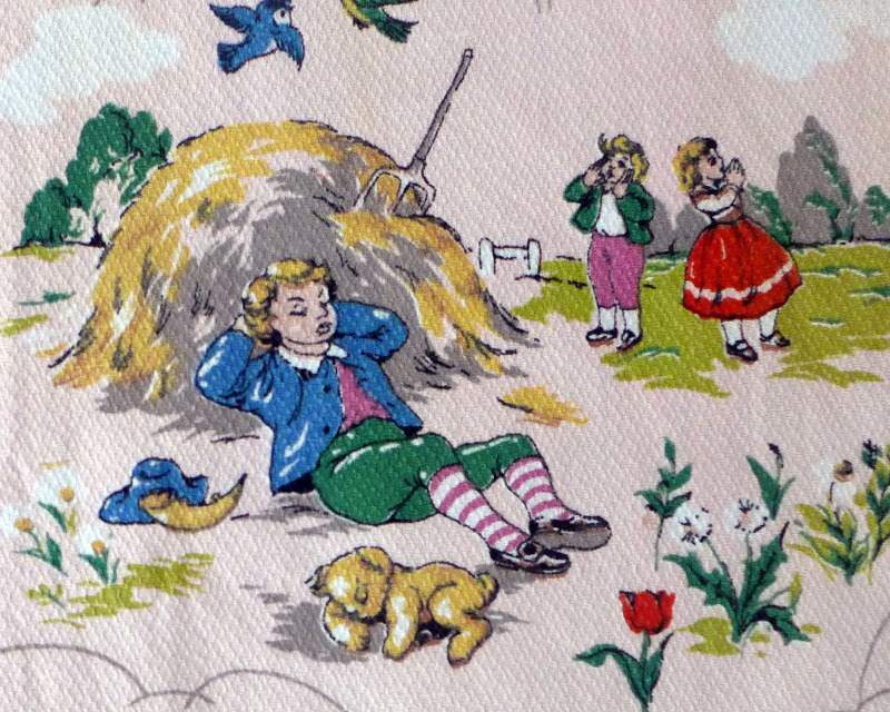 vintage-childrens-barkcloth-fabric-2