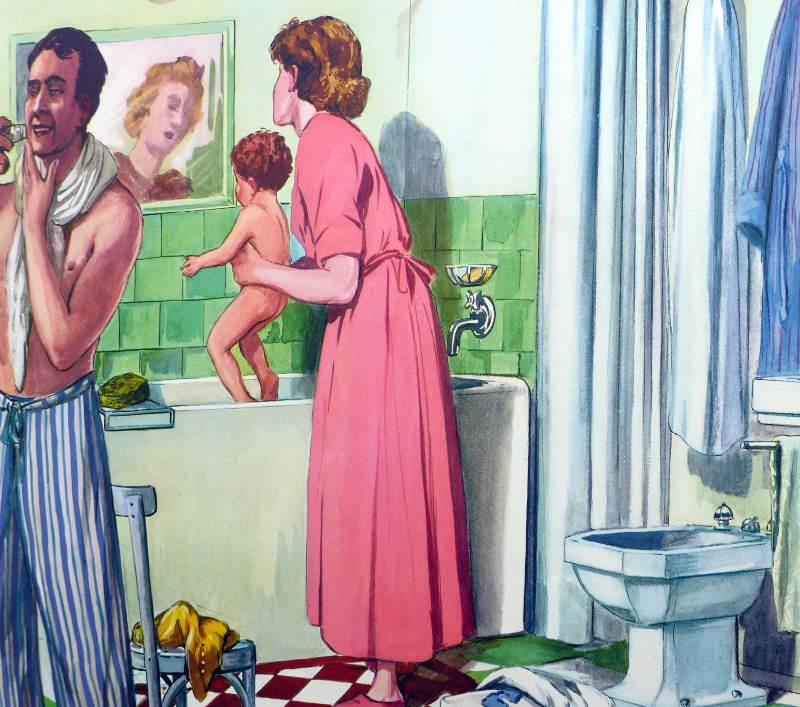 vintage-french-poster---bathroom-2