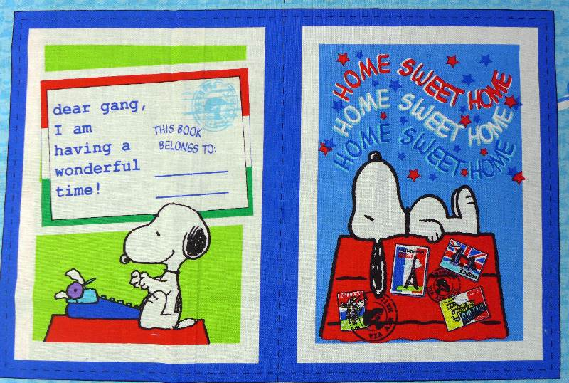 snoopy-fabric-panel---home