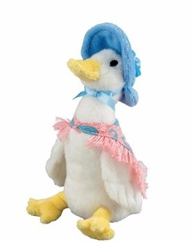 Gund Jemima Puddle-Duck Small