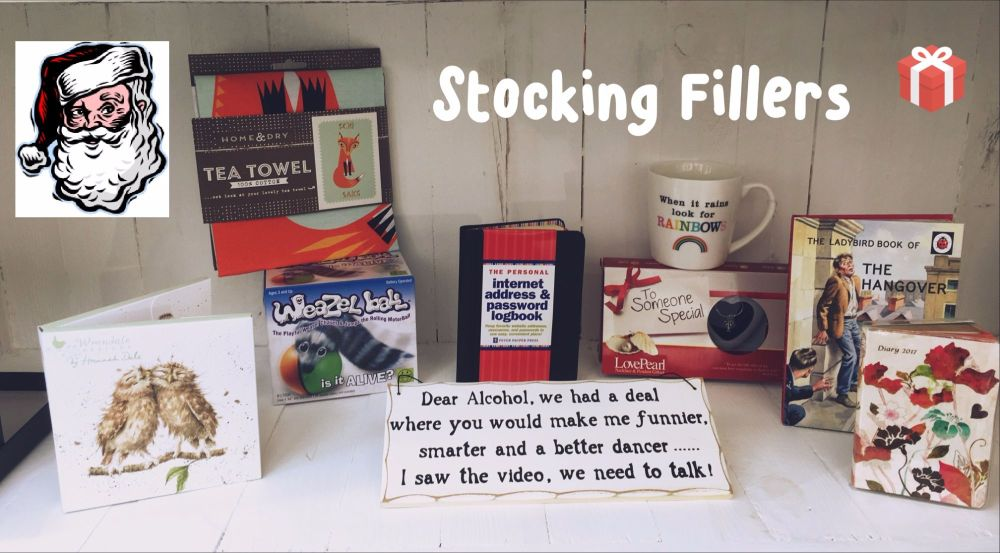 Out of the Blue Stocking Fillers