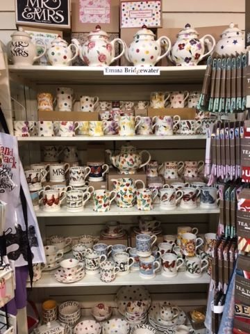 Buy Emma Bridgewater Pottery at Out of the Blue Totnes