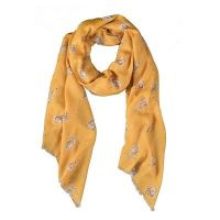 Wrendale Leaping Hare Scarf