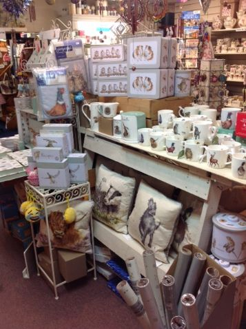 Wrendale Designs Out of the Blue Totnes Gift Shop