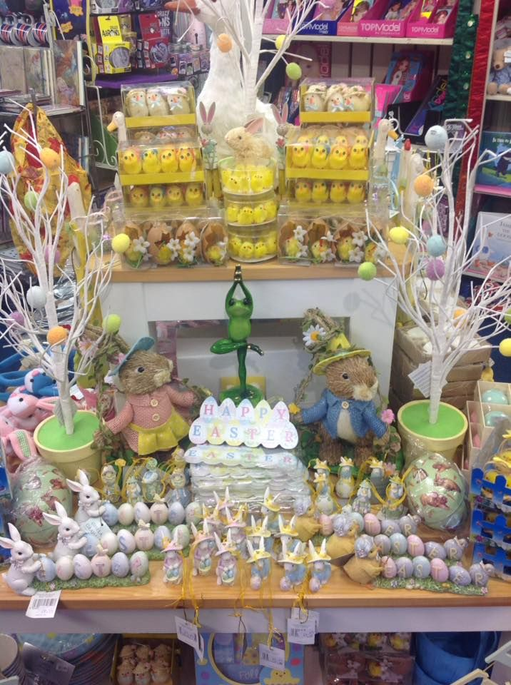 Easter at Out of the Blue Totnes
