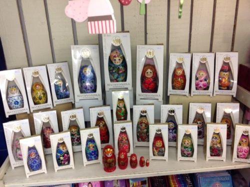 Russian Dolls Totnes