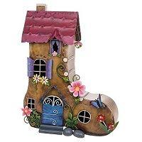 Secret Garden Fairy Houses