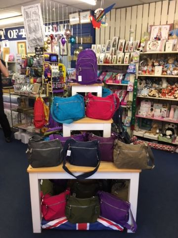 Out of the Blue Totnes Bags