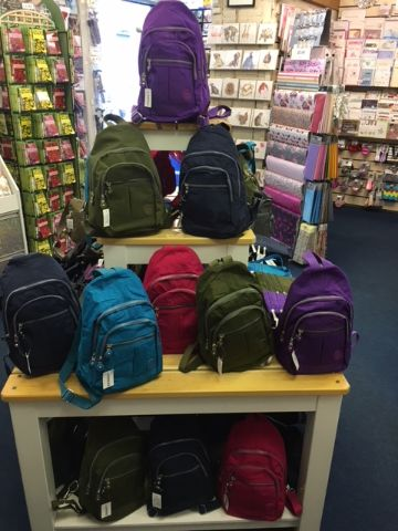 Out of the Blue Backpacks