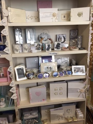 Out of the Blue Totnes Wedding Gifts