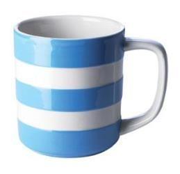 TG Green Cornishware Cornish Blue 10oz Mug