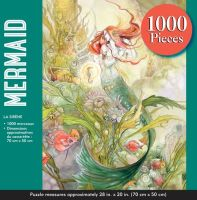Mermaid Jigsaw Puzzle boxed