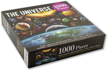 The Universe Jigsaw Puzzle boxed 2