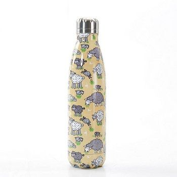 Eco Chic The Bottle - Beige Sheep