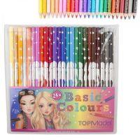 TOPModel 24 Basic Colouring Pencils